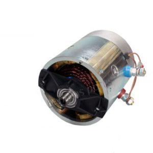 Motor 1,0KW 12V Sternanschluss für Zepro