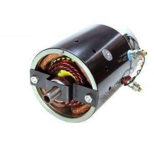 Motor 24V 2,0KW mit Sternanschluss für Zepro