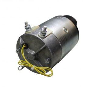 Motor 24V 2,2KW mit Flansch für Sörensen