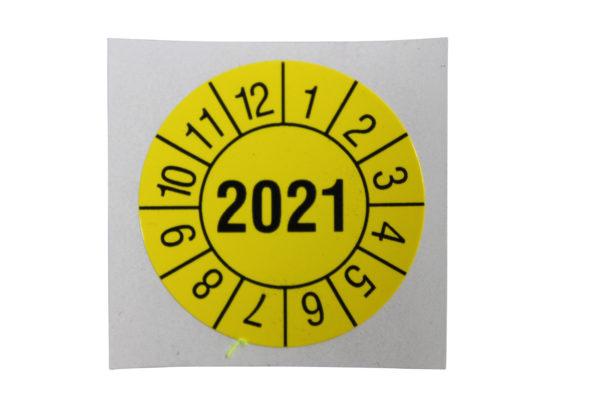 Uvv Plakette 2021 Wsp 10016