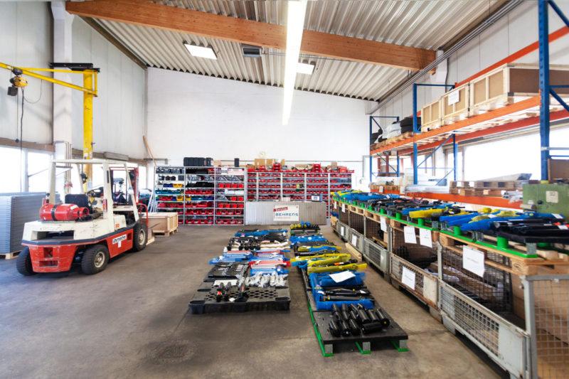 Behrens Parts Ladebordwand Ersatzteile Lbw Shop Landerampe 446